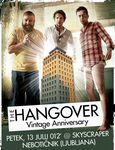 THE HANGOVER - Vintage Anniversary & Sozes 24th Birthday Bash
